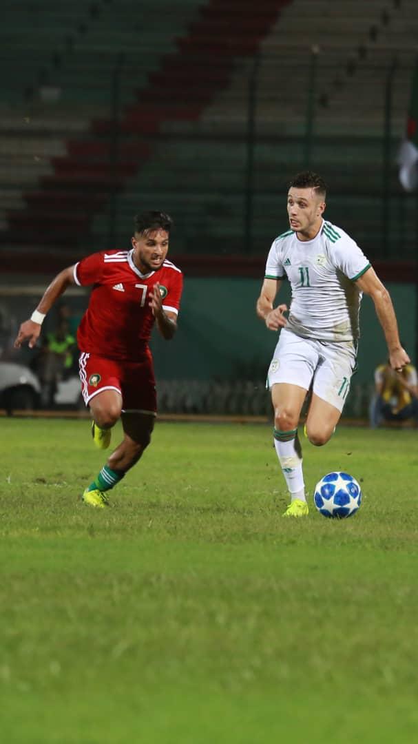 CHAN: Maroc 3-0 Algérie