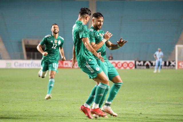 Tunisie 0-2 Algérie