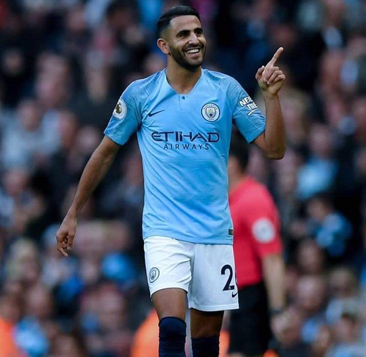 Le magnifique but de Mahrez contre Burnley