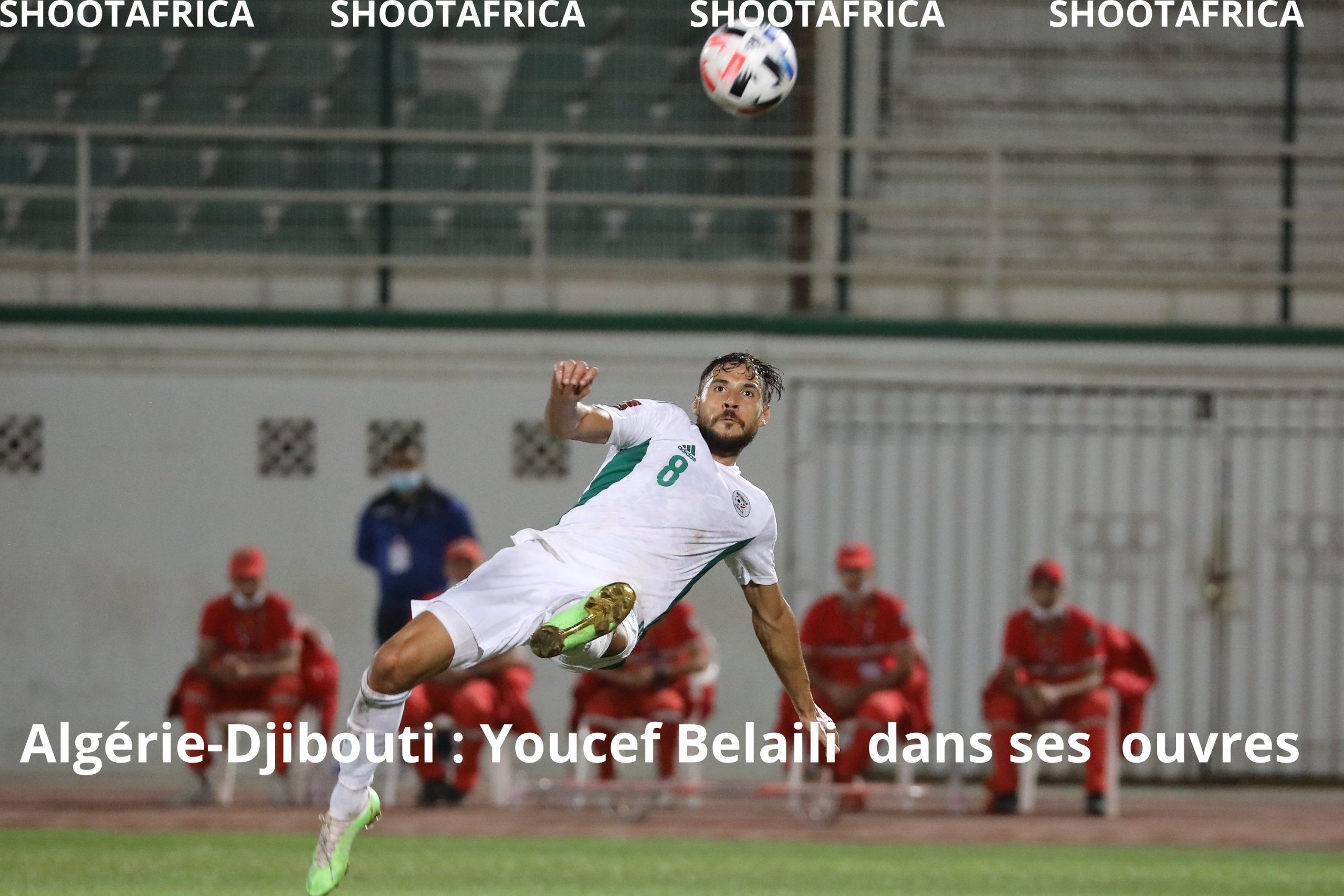 Algérien 8-0 Djibouti