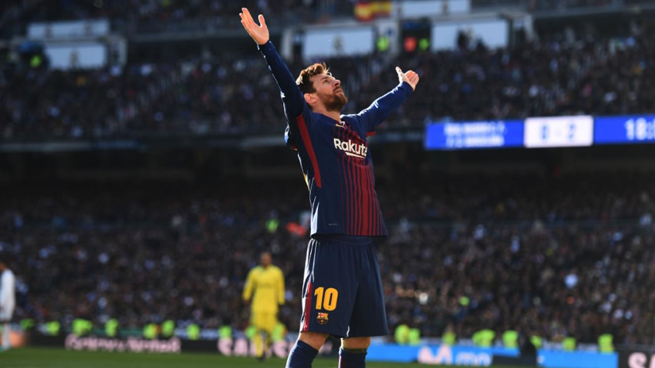 CLASICO: Real 0-3 Barca