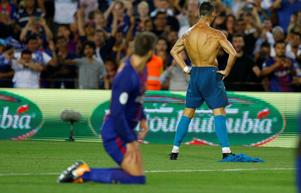 Clasico act 1: Barca 1-3 Real