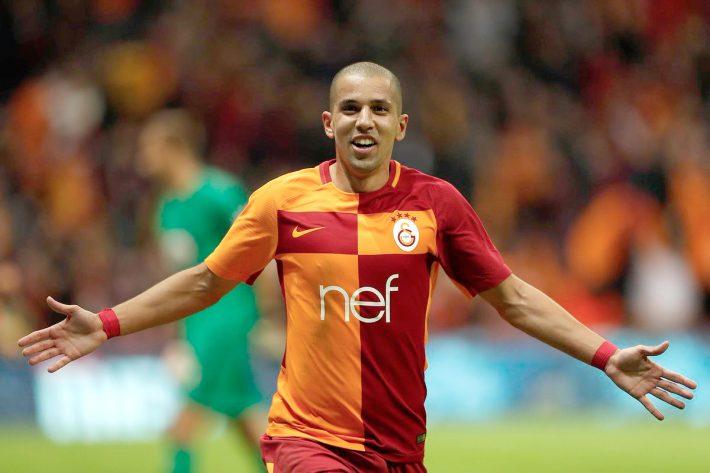 Le doublé de Feghouli contre Kayserispor